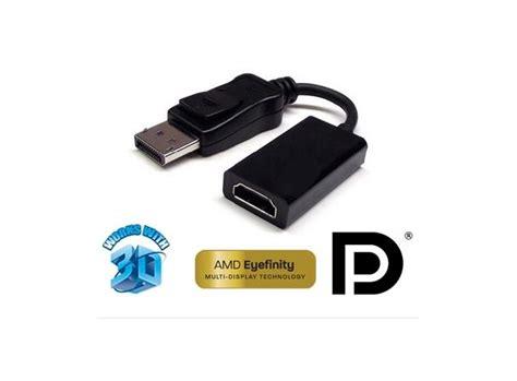 Bizlink Kabel Adapter Micro Hdmi To Hdmi 20cm Termurah 2 bizlink dp hdmi 2 0 3d aktivt adapter st 248 tter multiskjerm 20cm kabel svart cbk