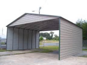 Steel Carports And Garages Metal Carports In Washington State
