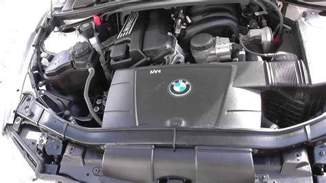 bmw e90 320d cooling system bmw e90 e91 e92 e93 coolant top up location