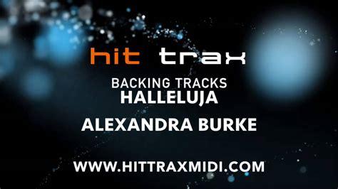 hallelujah karaoke full version hallelujah in the style of alexandra burke midi
