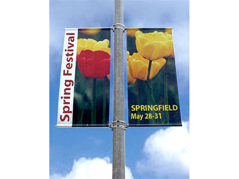 Trade Show Pedestals Exhibit Design Search Boulevard Pole Banners Outdoor