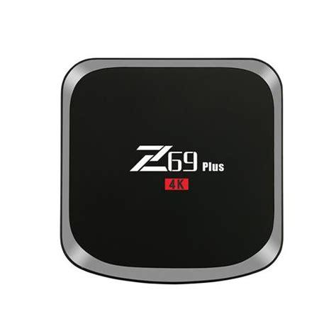 Android Tv Box Z69 Plus S912 3 64 Gb Octa bundle z69 plus amlogic s912 3gb 64gb tv box tronsmart tsm01