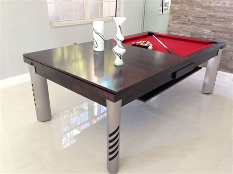 Convertible Pool Dining Table Pool Dining Pool Dining Billiard Tables