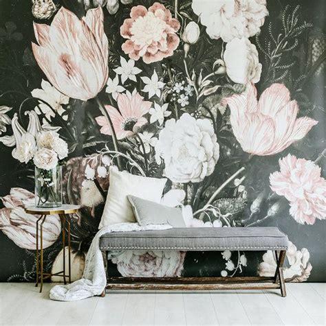 flower wall mural 25 best ideas about flower mural on mural