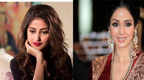 sridevi upcoming movie is sajjal ali playing sridevi s daughter in upcoming movie