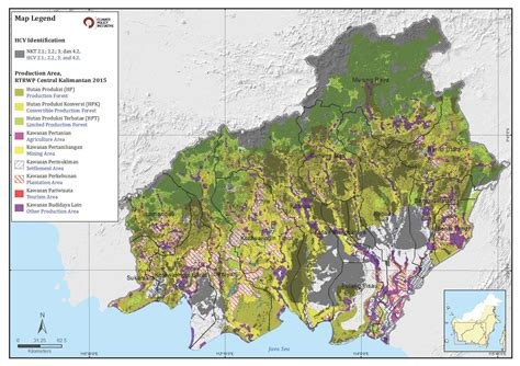 nca design indonesia design for a district level natural capital assessment in