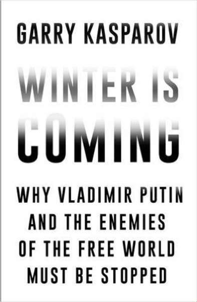 libro winter of the world pasajes librer 237 a internacional winter is coming kasparov garry 978 1 78239 789 2