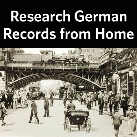 Property History Records Use The Web To Research German Records From Home