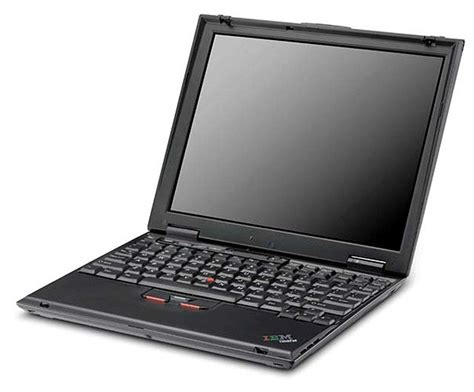 Laptop Lenovo X Series lenovo thinkpad x41 notebookcheck net external reviews