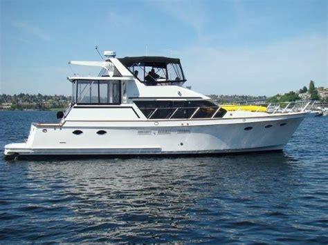 ocean alexander boats for sale seattle 48 ocean alexander 1986 for sale in seattle lake union