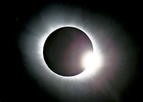 eclipse theme norway today ring of light total eclipse over svalbard islands in