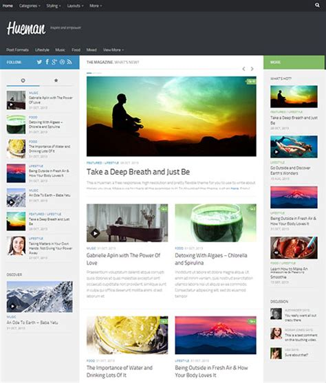 theme blog responsive wordpress top 12 best free responsive wordpress themes for 2014