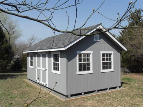 types of shed foundations which one is the best