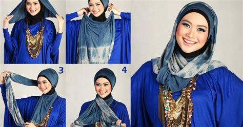 tutorial jilbab modern terbaru kumpulan video tutorial tata cara memakai jilbab