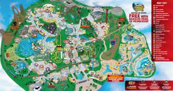 great america california map six flags great america sfgam discussion thread page