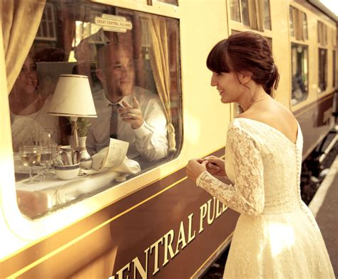 can my be trained to be a service weddings great central railway the uk s only line heritage railway
