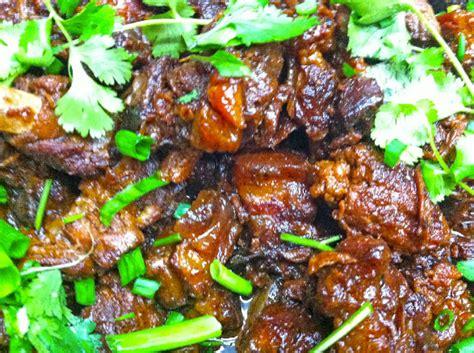 recette cuisine vietnamienne porc au caramel recette porc caramel vietnamien