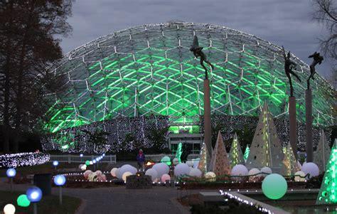 botanical gardens st louis lights missouri botanical gardens 2015 garden glow 171 cbs st louis
