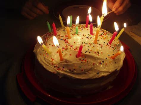 birthday cake stock photo freeimagescom