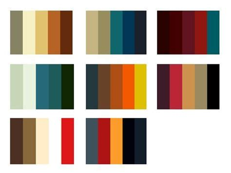 cool color combos what are color combinations home design ideas