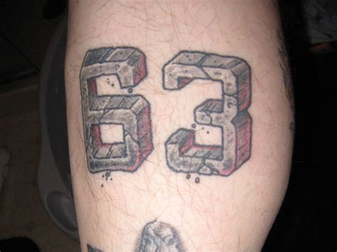 tattoo ideas numbers number tattoos designs ideas and meaning tattoos for you