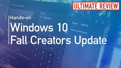 windows 10 fall creators update top 10 new features windows 10 quot fall creators update quot preview review what s