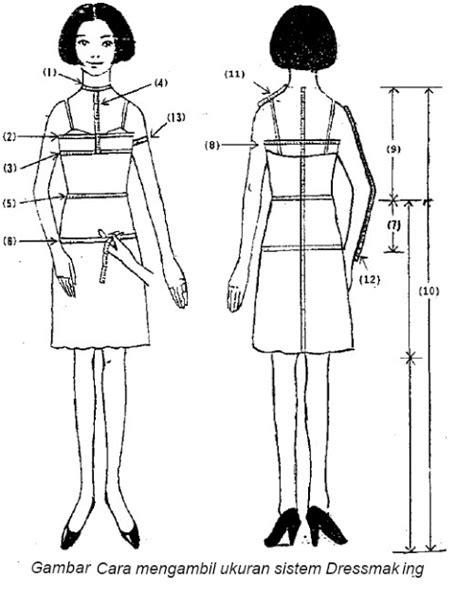 cara membuat pola baju orang dewasa cara mengambil ukuran pola baju wanita dewasa