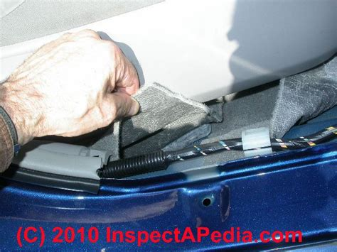 mould on car upholstery curing car mold or mildew smells or odors how to find