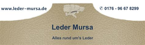 Auto Lederpflege Dortmund by Ptr Mursa Dortmund Alles Rund Ums Leder Preise