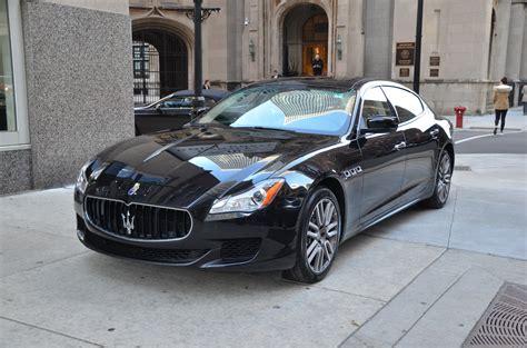 Lamborghini Quattroporte by 2015 Maserati Quattroporte Sq4 S Q4 New Bentley New