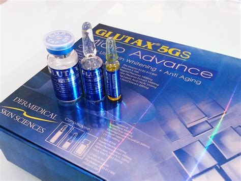Glutax 5gs Micro glutax 5gs micro advance 36pcs glutathione philippines