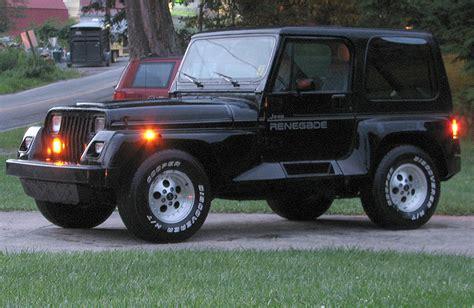 91 Jeep Wrangler Yj Jeep Renegade