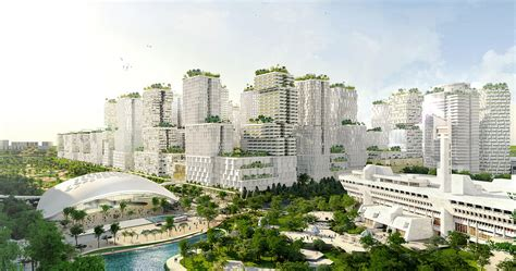 designboom singapore new central business district of singapore will be one