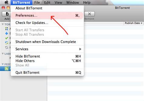 cambiar barra superior mac manejar y configurar bittorrent para mac os x 187 definici 243 n
