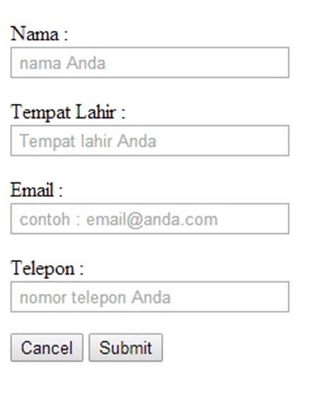 membuat validasi email dengan php membuat validasi form dengan php alfaruq s blog