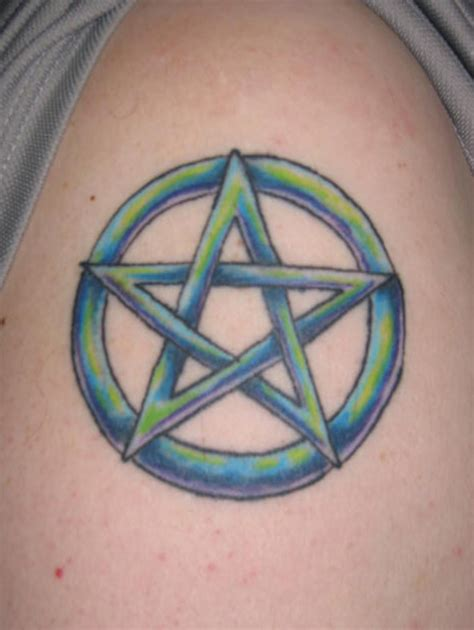pentacle tattoo pictures at checkoutmyink com