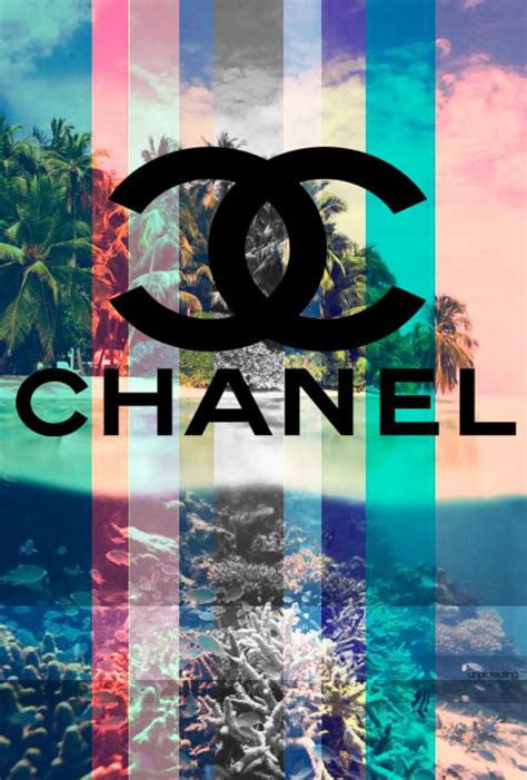 Chanel Desktop Wallpaper Tumblr | chanel logo on tumblr