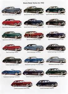 Buick Styles Louder And Funnier Buick Styles For 1942