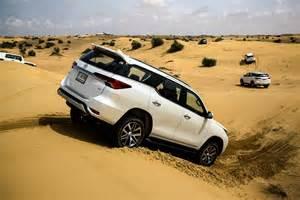 Toyota Dubai The All New 2016 Toyota Fortuner Launch Meydan Hotel
