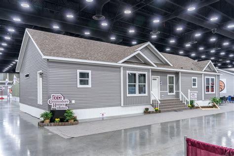 32 x 68 Modular Home   Flummerfelt Homes & Storage