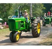John Deere 4020 Diesel  At Farm Days Dacusville South Car