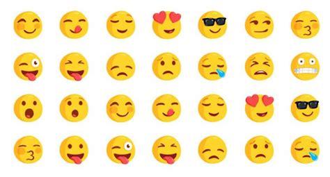 imagenes de emoji facebook new facebook messenger emojis are stunning