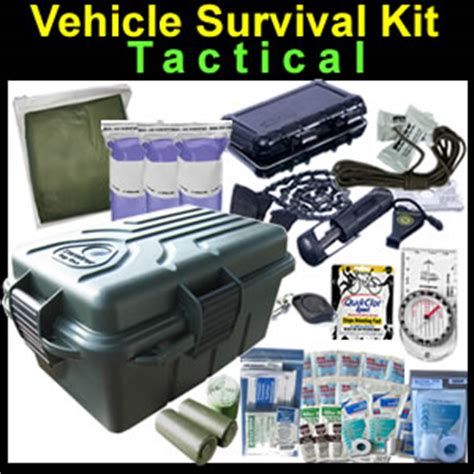 survival truck gear tacvkit tactical vehicle survival and medical kit