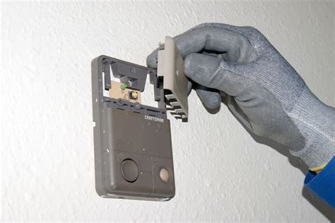 How To Replace A Garage Door Opener Wall Control Repair Replace A Garage Door Opener