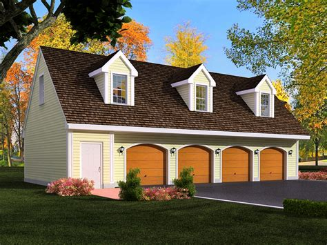 attached garage plans with living quarters
