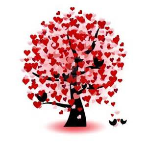 tree hearts tree picture
