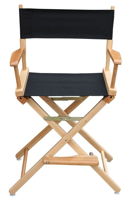 Counter Height Directors Chair by Embroidered Counter Height Frame Directors Chairs