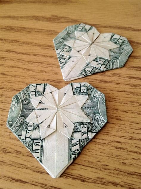 How To Make Origami With A Dollar - how to make an origami from a dollar snapguide
