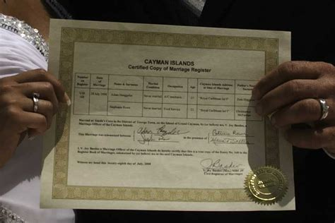 Jamaican Marriage Records Jamaican Marriage License Records
