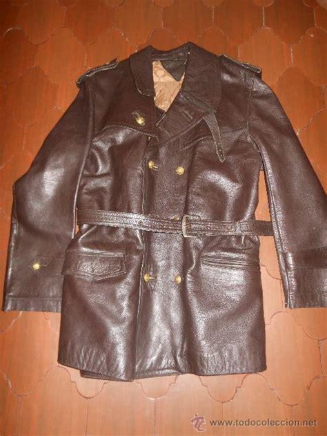 chaqueton de cuero chaqueton de cuero guardia civil de trafico a 241 o comprar